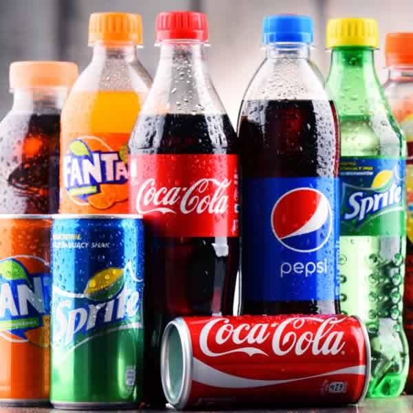 Sodas & Soft Drinks